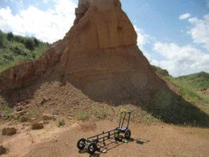 Geophysical Equipment Deep GPR