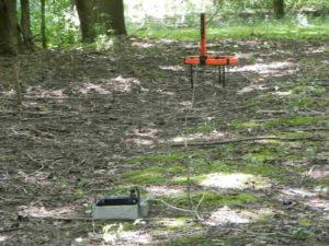 Geophysical Equipment Geonics G-Tem Protem
