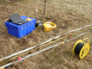 MASW Geophysical Survey