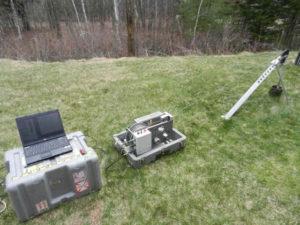 Borehole Logging for Engineering Geophysics