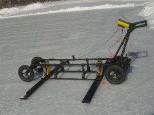 GPR Over Snow and Ice
