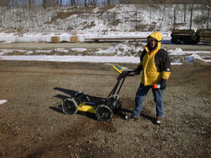 GPR for Environmental Studies