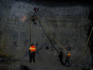 GPR for Imaging Mine Conditions