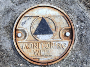 Locate a Monitoring Well With Geophysics